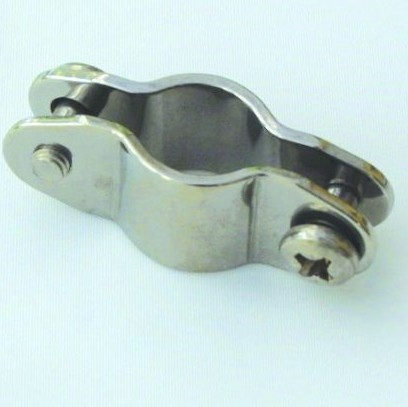 Stainless Double Take Off Clamp