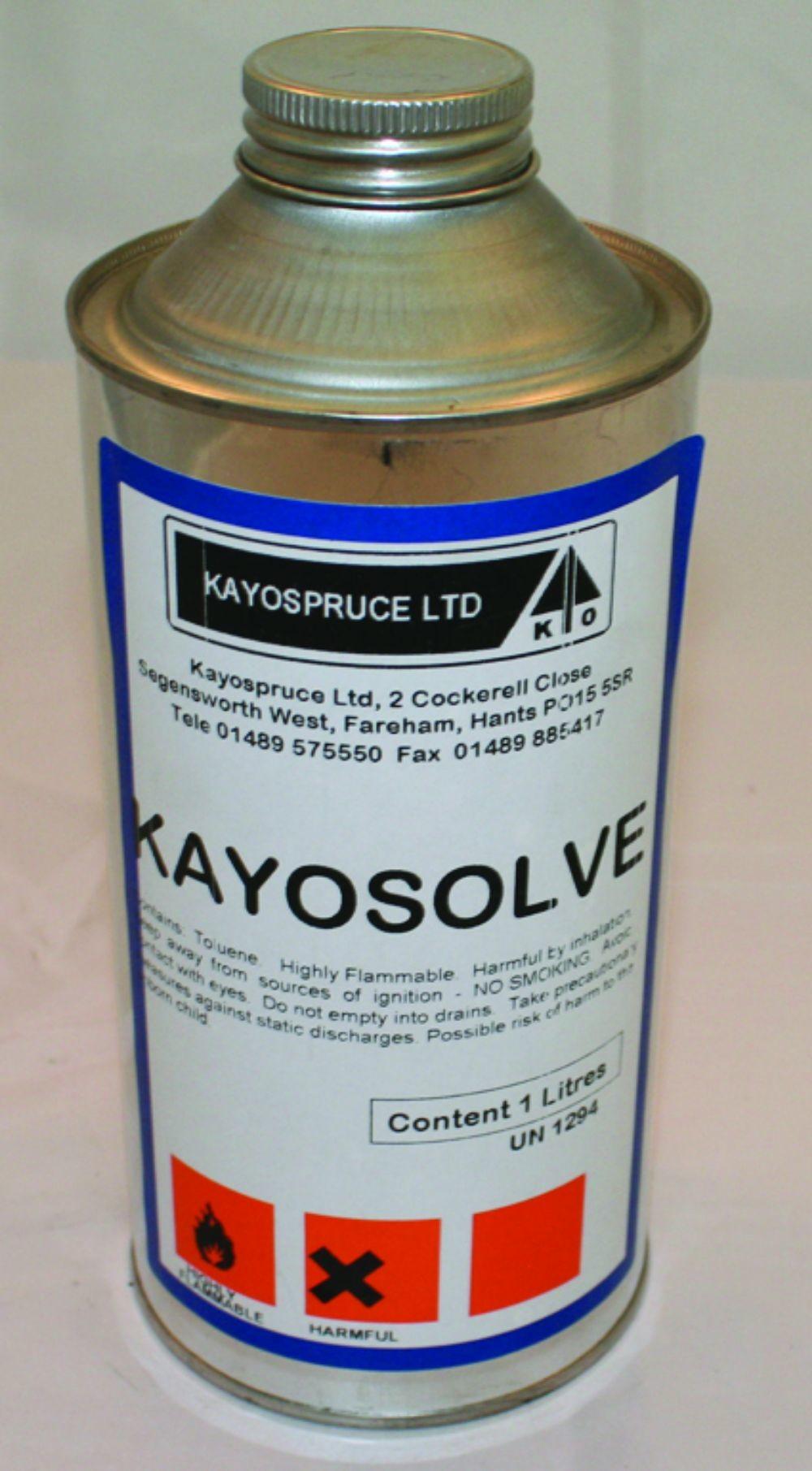 Solvent - 1 Cleaner (1Ltr)