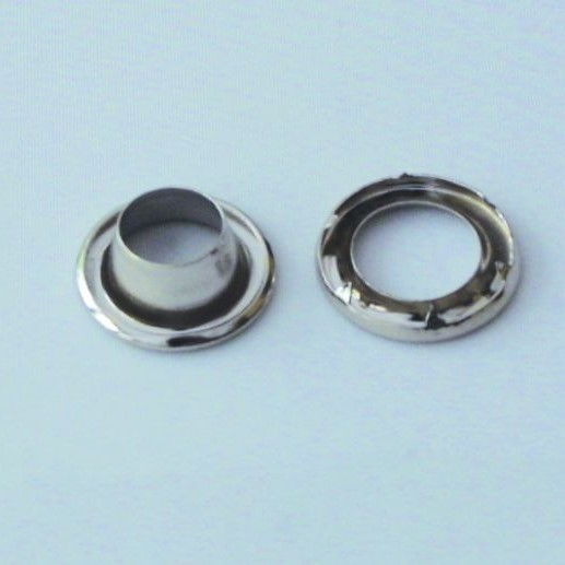 No 0 Nickel Plated Grommets - TA