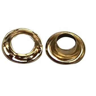 SPY Eyelet With 28 T/O Ring - Brass
