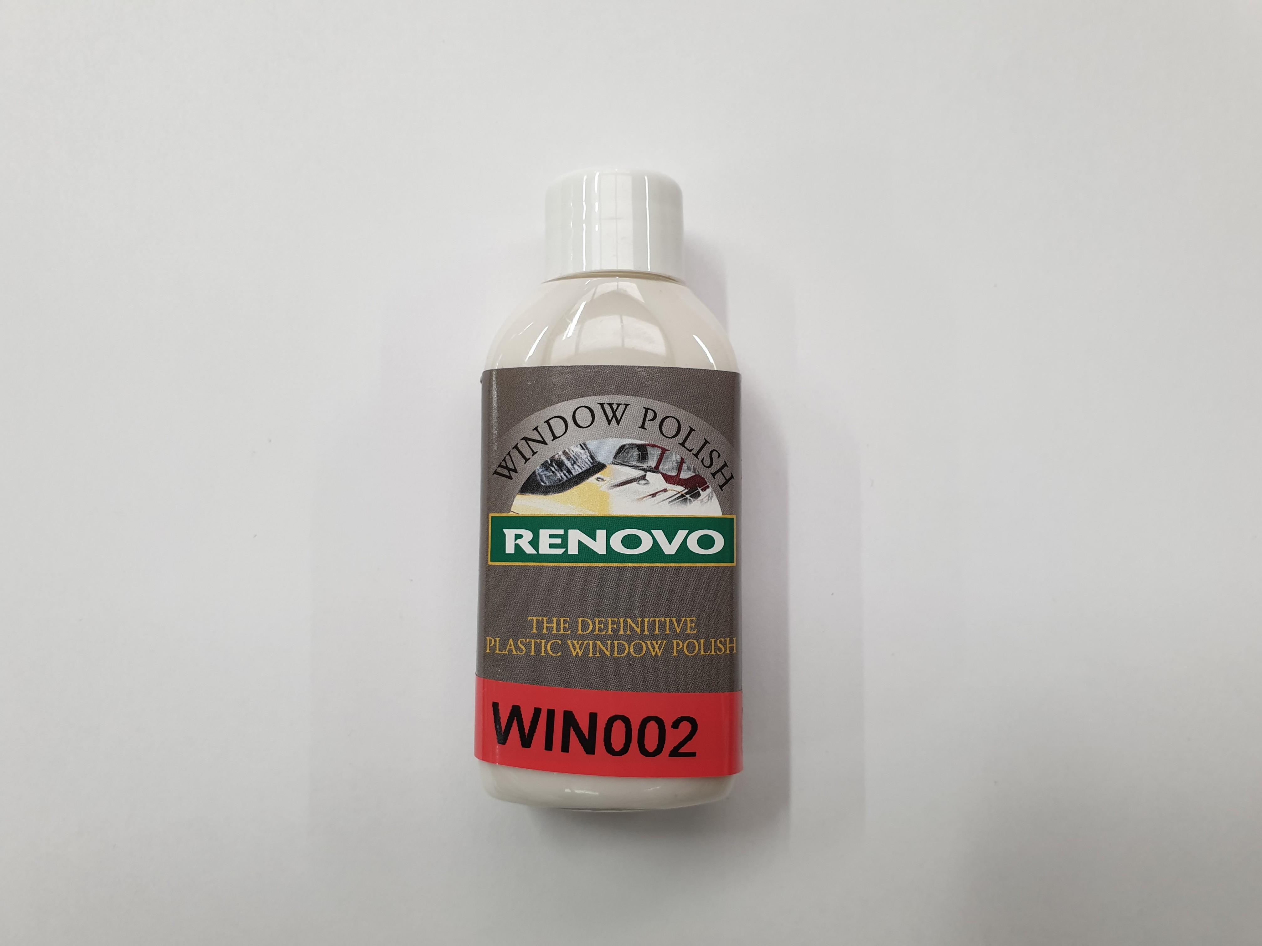 Renovo Window Polish
