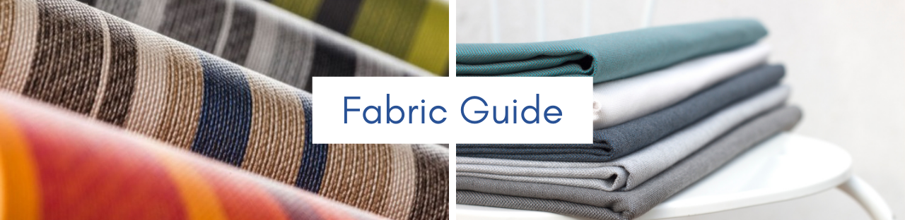 Fabric Guide Banner
